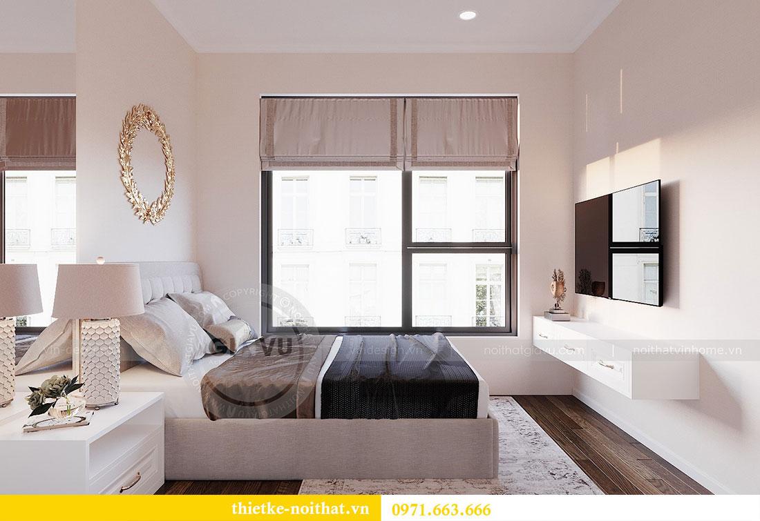 Thiết kế nội thất chung cư cao cấp tòa C3 căn 02 - cô Lệ 9