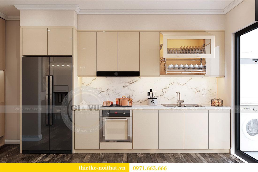 Thiết kế nội thất chung cư tại Dcapitale tòa C109 - chị Huyền 3