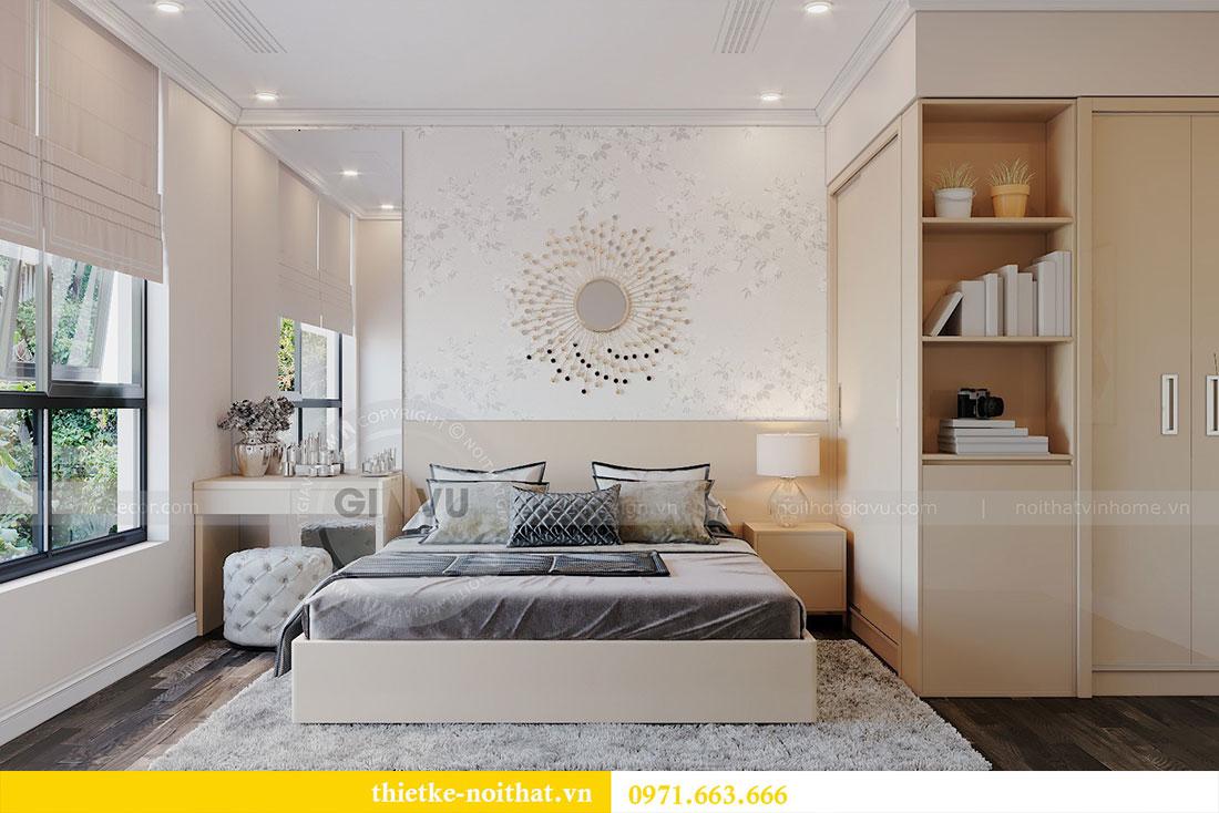 Thiết kế nội thất chung cư tại Dcapitale tòa C109 - chị Huyền 7