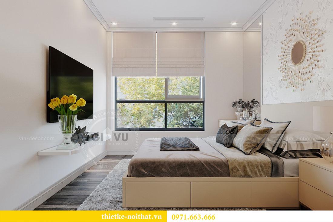 Thiết kế nội thất chung cư tại Dcapitale tòa C109 - chị Huyền 8