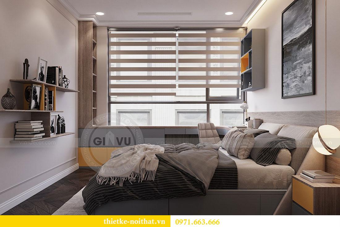 Thiết kế nội thất chung cư Vinhomes Metropolis phong cách tân cổ điển 15