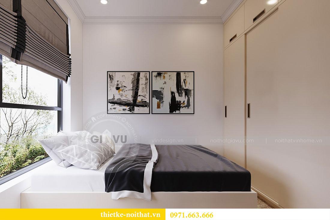Thiết kế thi công nội thất căn 09 tòa C3 chung cư Dcapitale - chị Huế 8