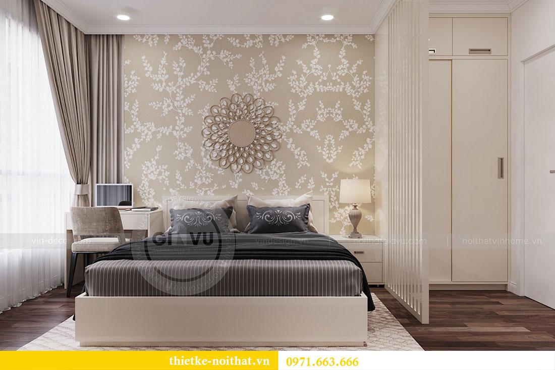 Thiết kế thi công nội thất căn 09 tòa C3 chung cư Dcapitale - chị Huế 10