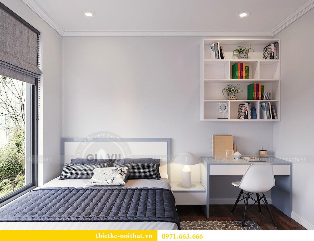 Thiết kế thi công nội thất căn 09 tòa C3 chung cư Dcapitale - chị Huế 6