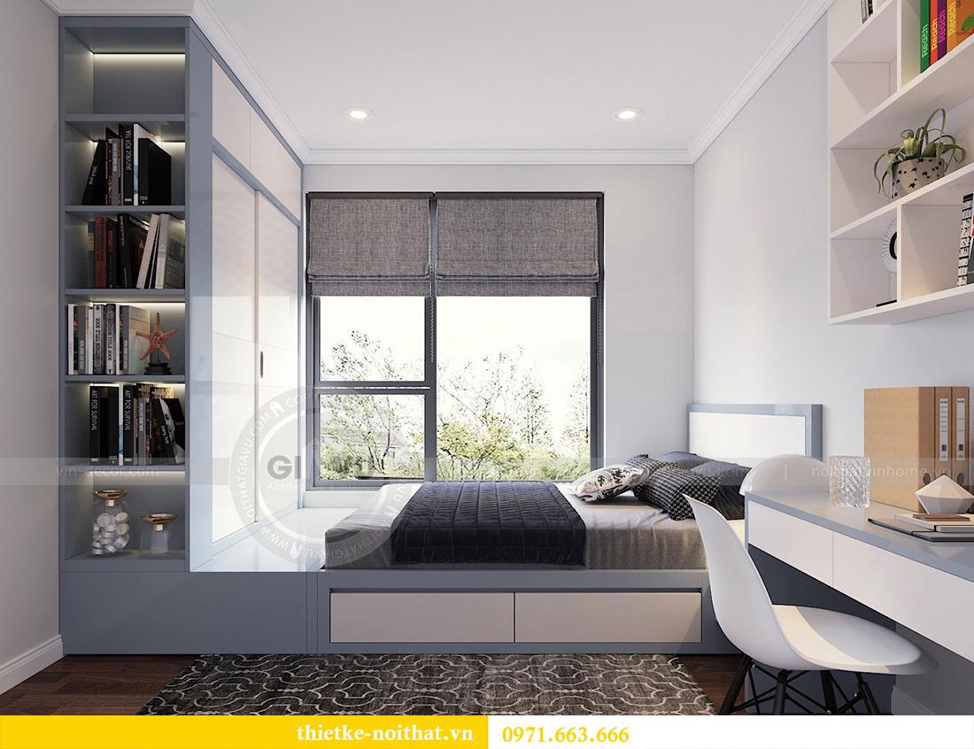 Thiết kế thi công nội thất căn 09 tòa C3 chung cư Dcapitale - chị Huế 7