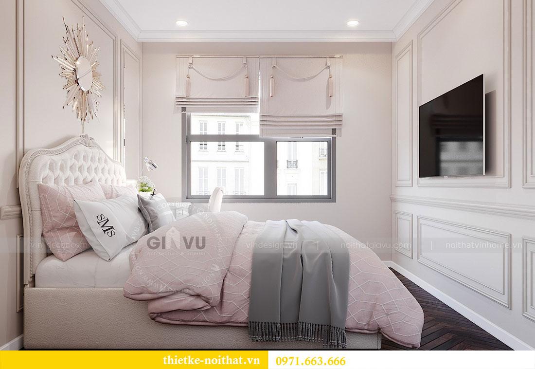Khám phá thiết kế nội thất căn hộ chung cư 85m2 tại dự án Dcapitale 10