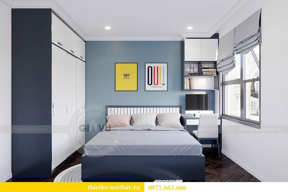 Khám phá thiết kế nội thất căn hộ chung cư 85m2 tại dự án Dcapitale 11