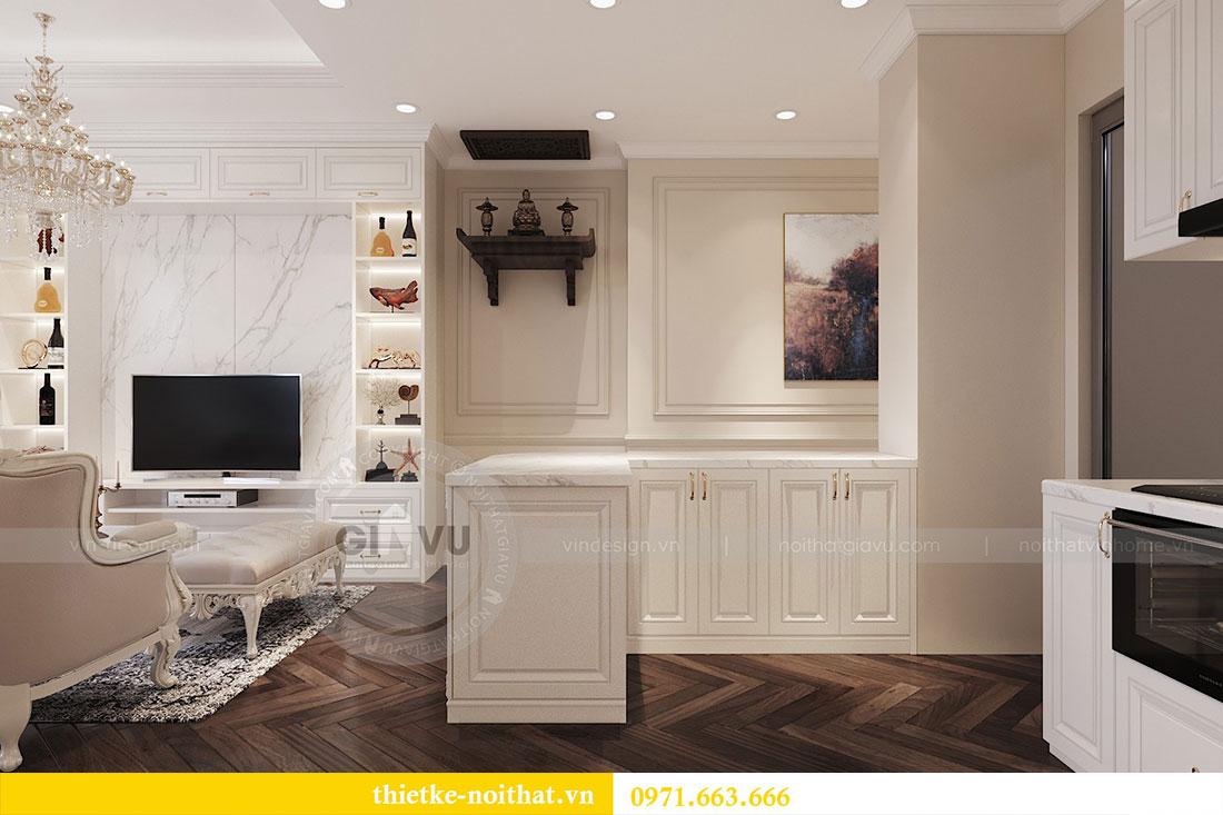 Khám phá thiết kế nội thất căn hộ chung cư 85m2 tại dự án Dcapitale 2