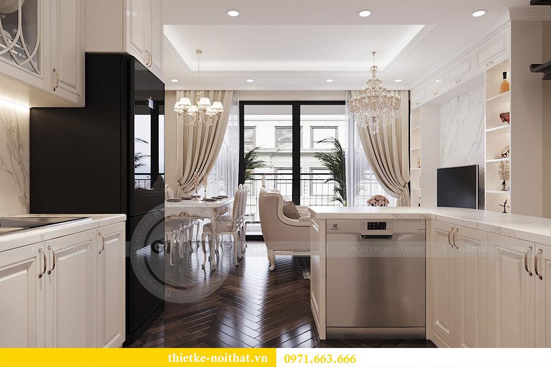 Khám phá thiết kế nội thất căn hộ chung cư 85m2 tại dự án Dcapitale 3