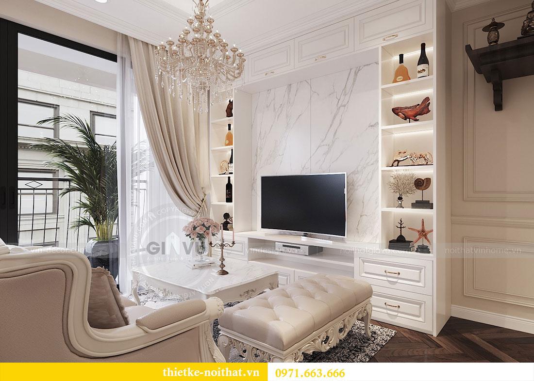 Khám phá thiết kế nội thất căn hộ chung cư 85m2 tại dự án Dcapitale 6