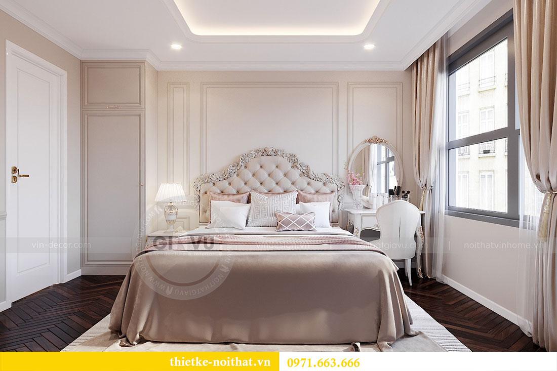 Khám phá thiết kế nội thất căn hộ chung cư 85m2 tại dự án Dcapitale 7