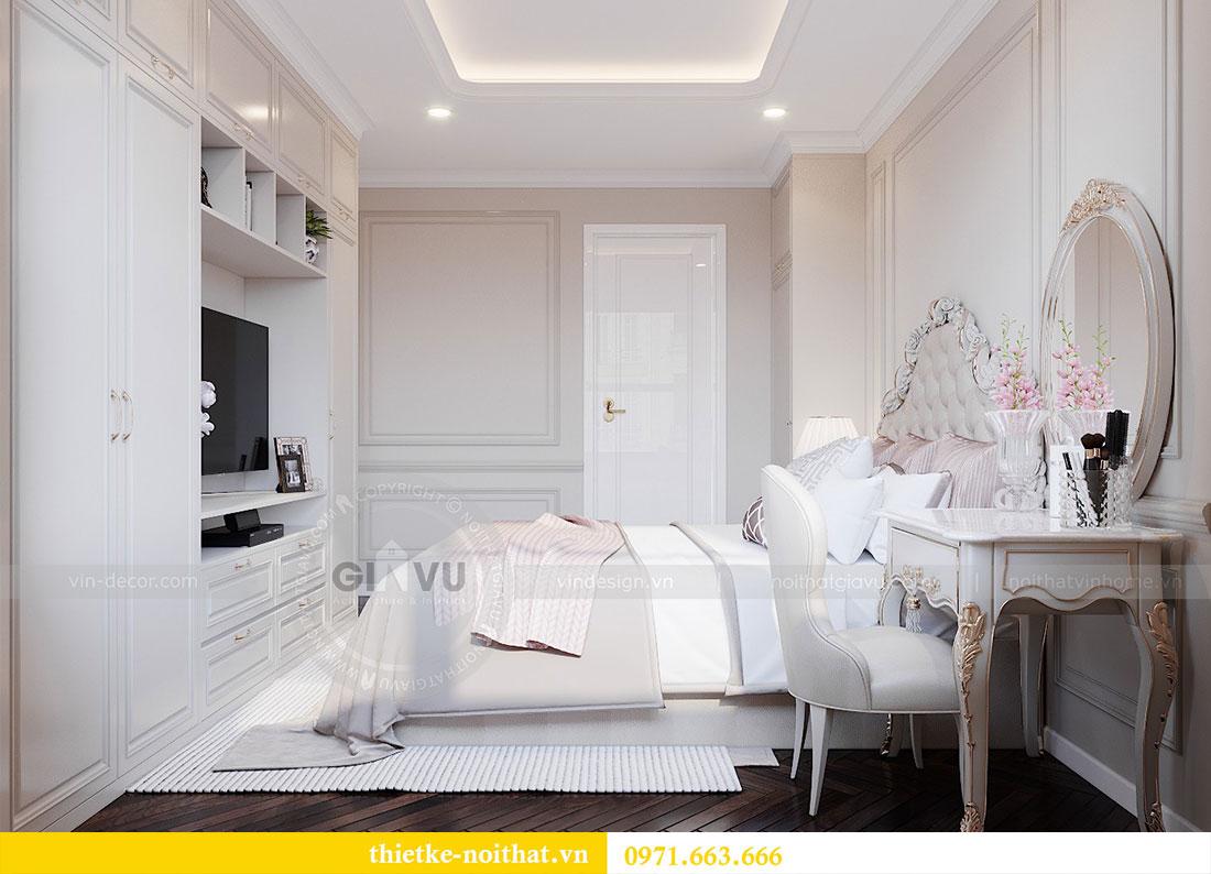 Khám phá thiết kế nội thất căn hộ chung cư 85m2 tại dự án Dcapitale 8