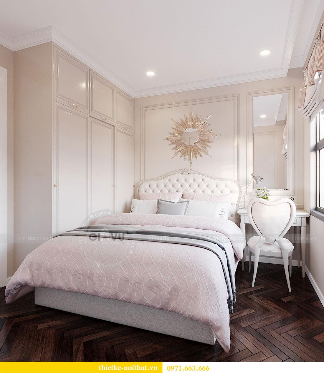Khám phá thiết kế nội thất căn hộ chung cư 85m2 tại dự án Dcapitale 9
