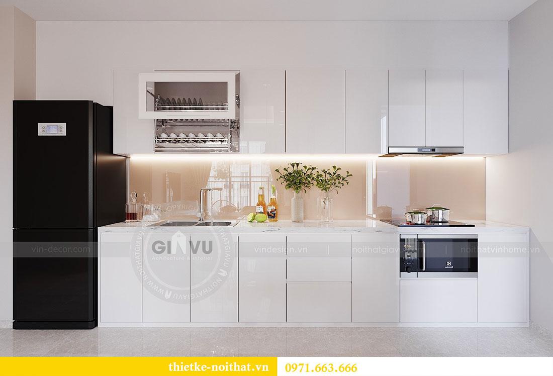 Nội thất chung cư Vinhomes Dcapitale phong cách hiện đại - chị Hằng 2
