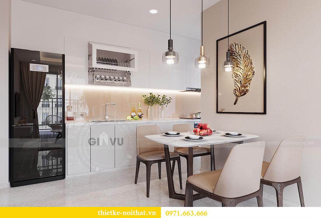 Nội thất chung cư Vinhomes Dcapitale phong cách hiện đại - chị Hằng 3