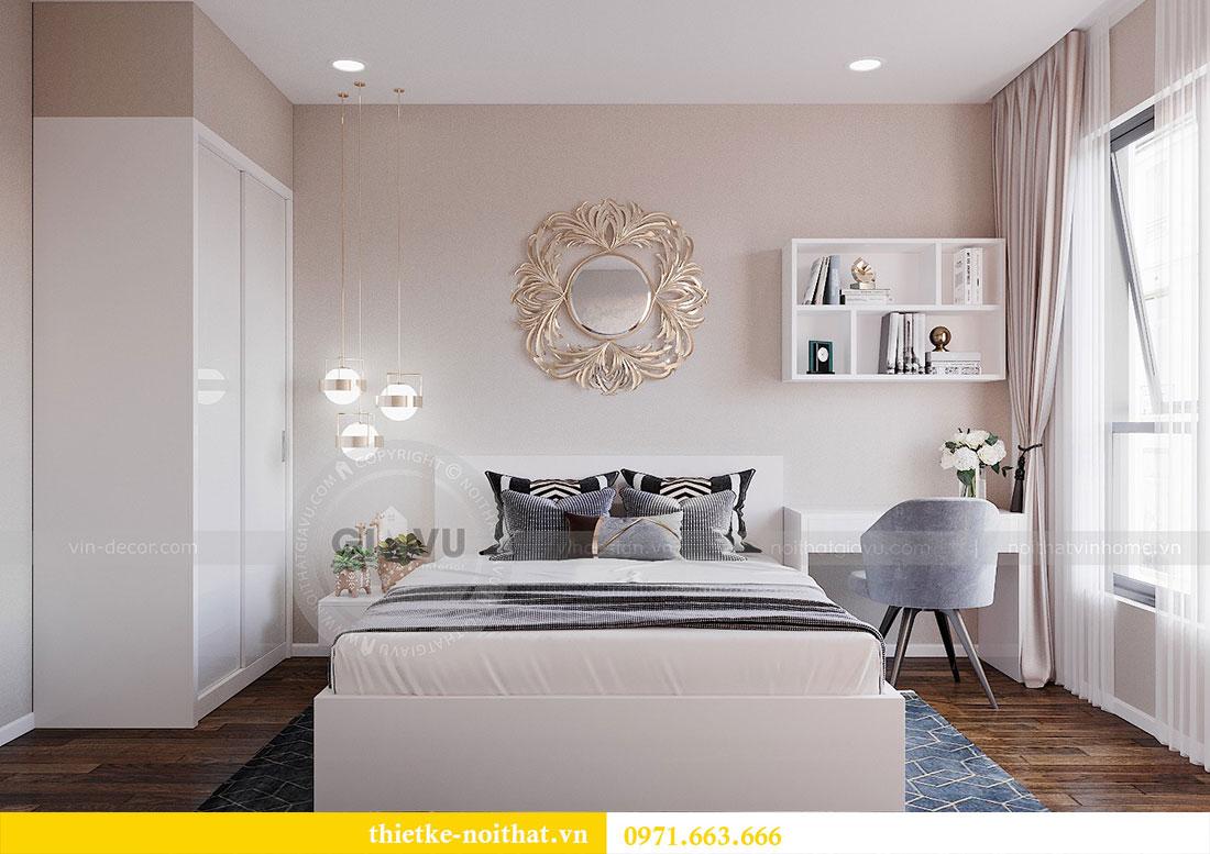 Nội thất chung cư Vinhomes Dcapitale phong cách hiện đại - chị Hằng 6