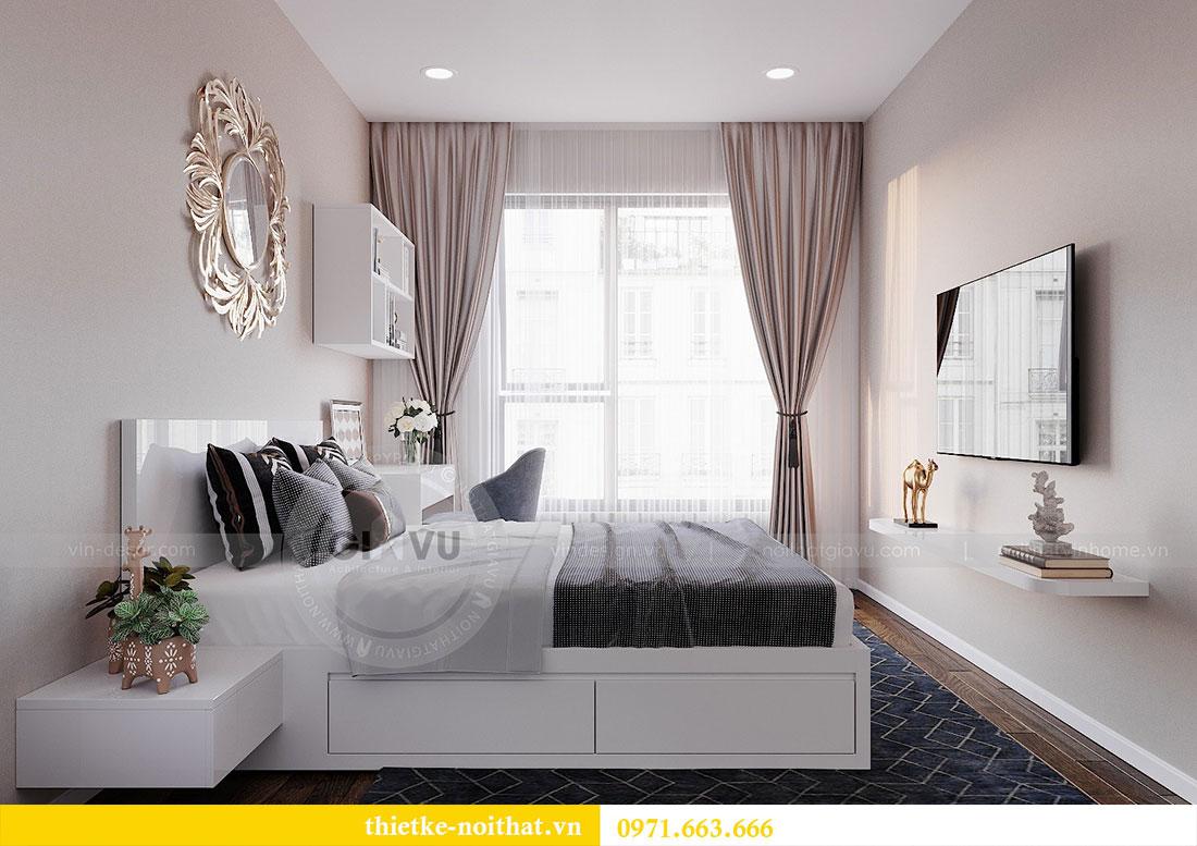 Nội thất chung cư Vinhomes Dcapitale phong cách hiện đại - chị Hằng 7