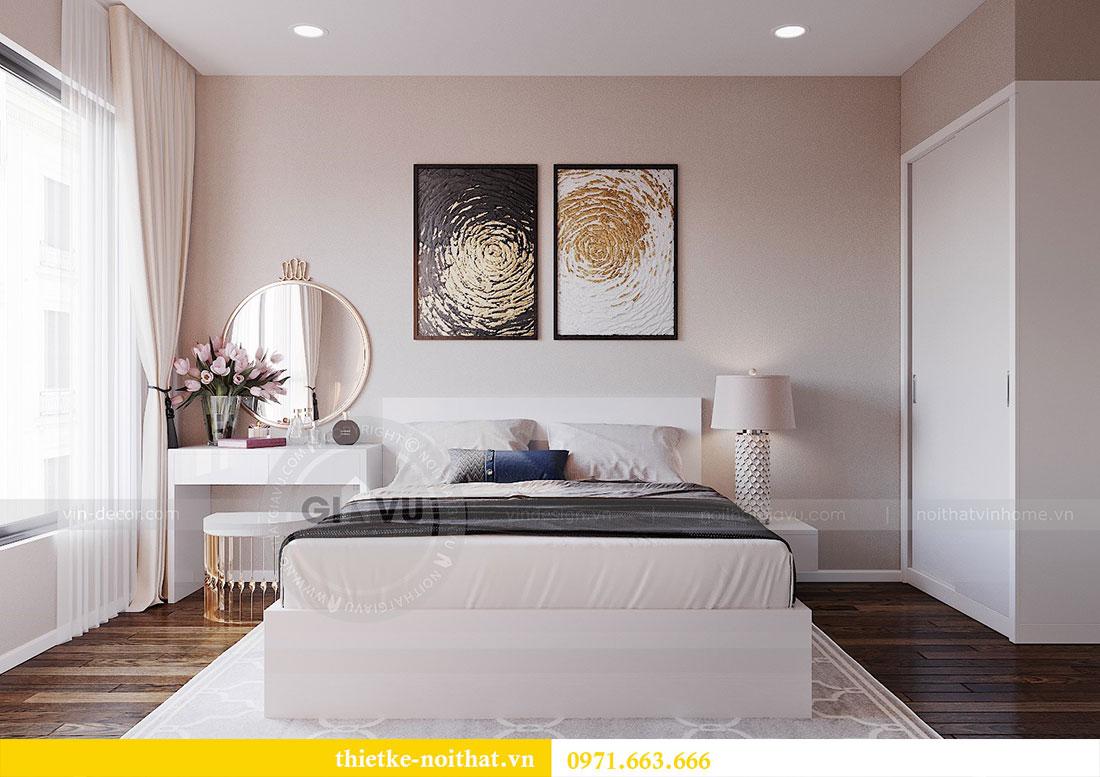 Nội thất chung cư Vinhomes Dcapitale phong cách hiện đại - chị Hằng 8
