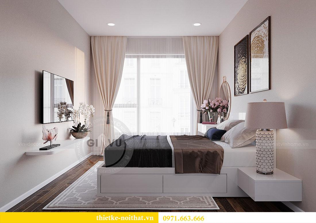 Nội thất chung cư Vinhomes Dcapitale phong cách hiện đại - chị Hằng 9