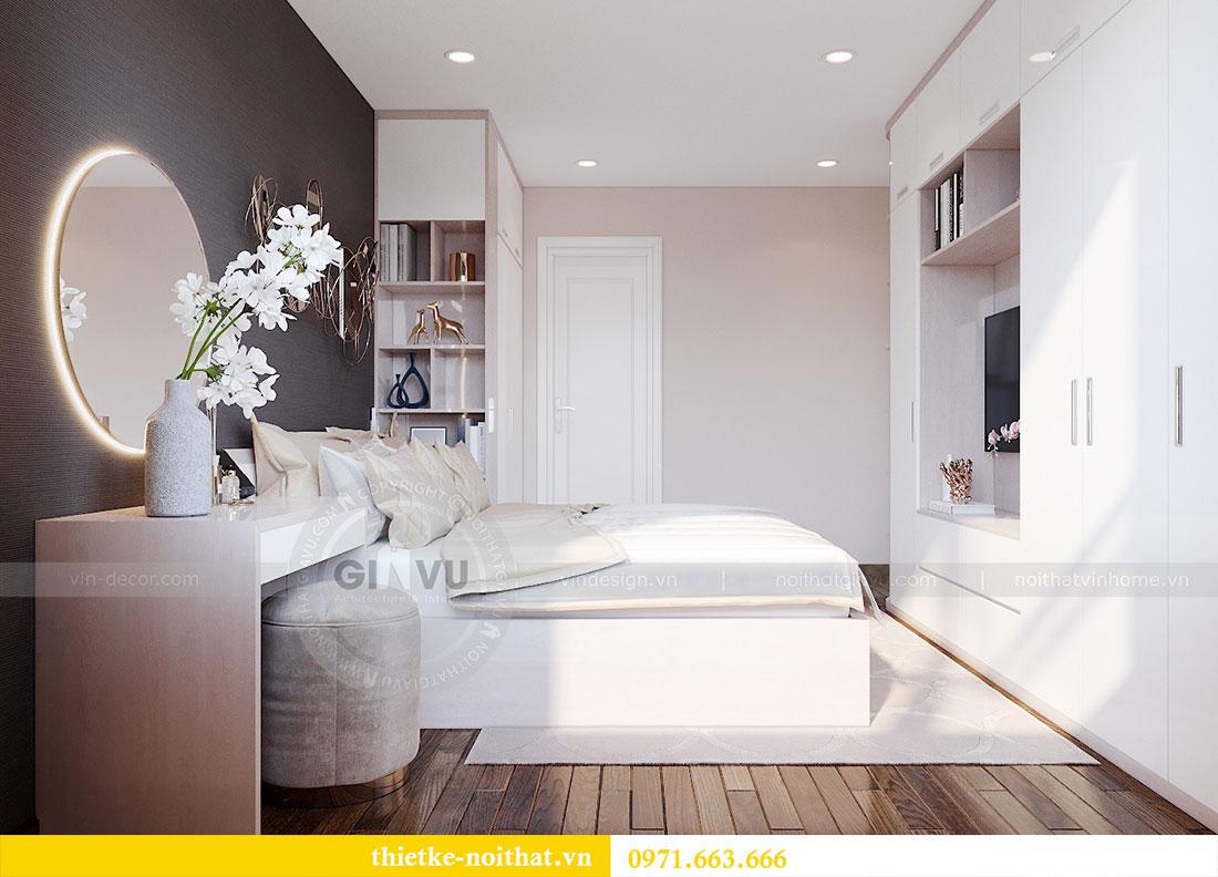 Thiết kế nội thất căn 2 phòng ngủ tại Vinhomes Dcapitale - chị Minh 7