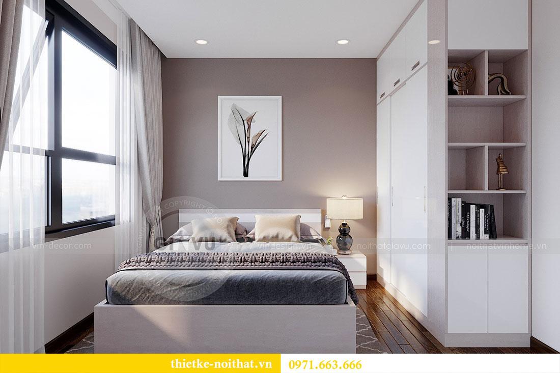 Thiết kế nội thất căn 2 phòng ngủ tại Vinhomes Dcapitale - chị Minh 8