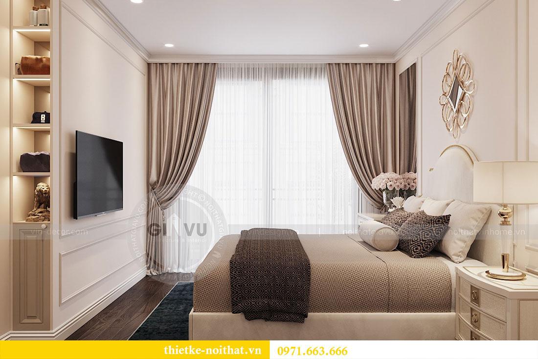 Thiết kế nội thất chung cư 3 phòng ngủ tại Park Hill - Times City 10