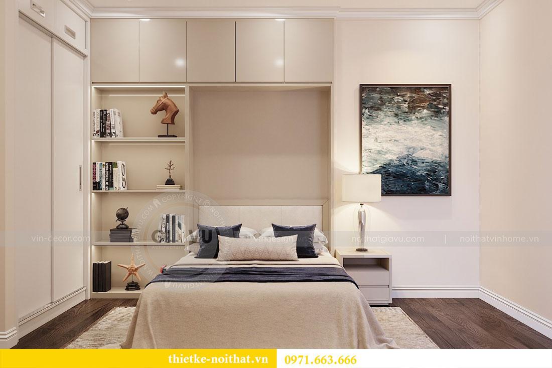Thiết kế nội thất chung cư 3 phòng ngủ tại Park Hill - Times City 11