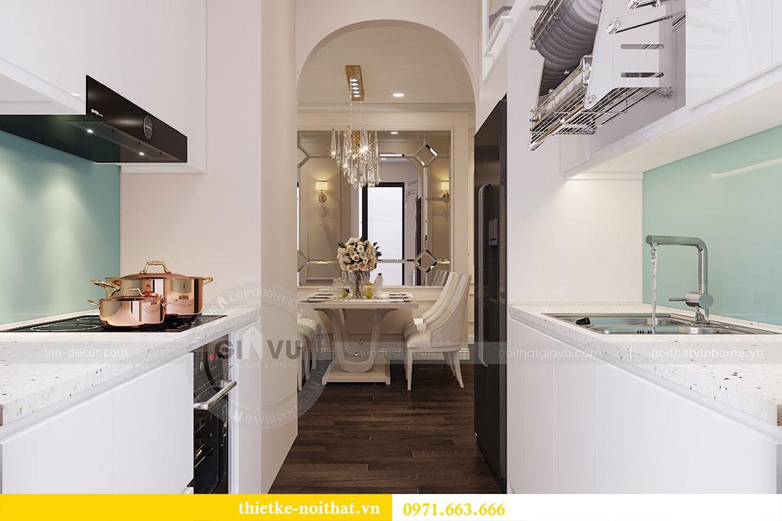 Thiết kế nội thất chung cư 3 phòng ngủ tại Park Hill - Times City 3