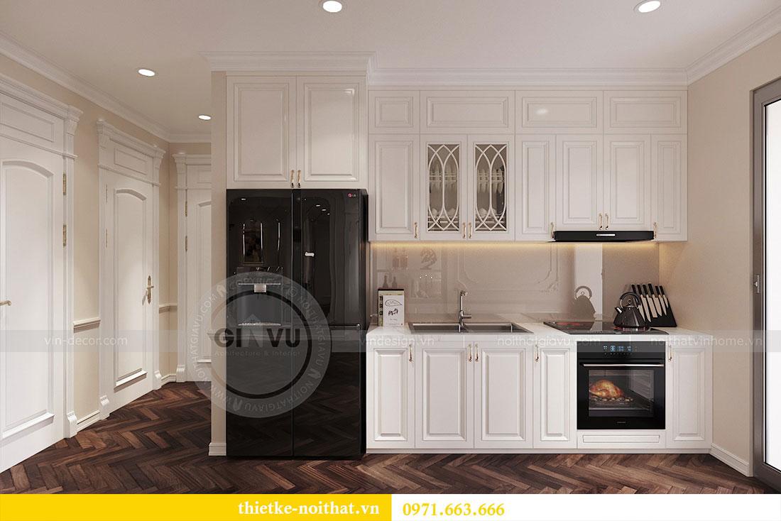 Thiết kế thi công nội thất căn hộ cao cấp Vinhomes Green Bay - chị Yến 6