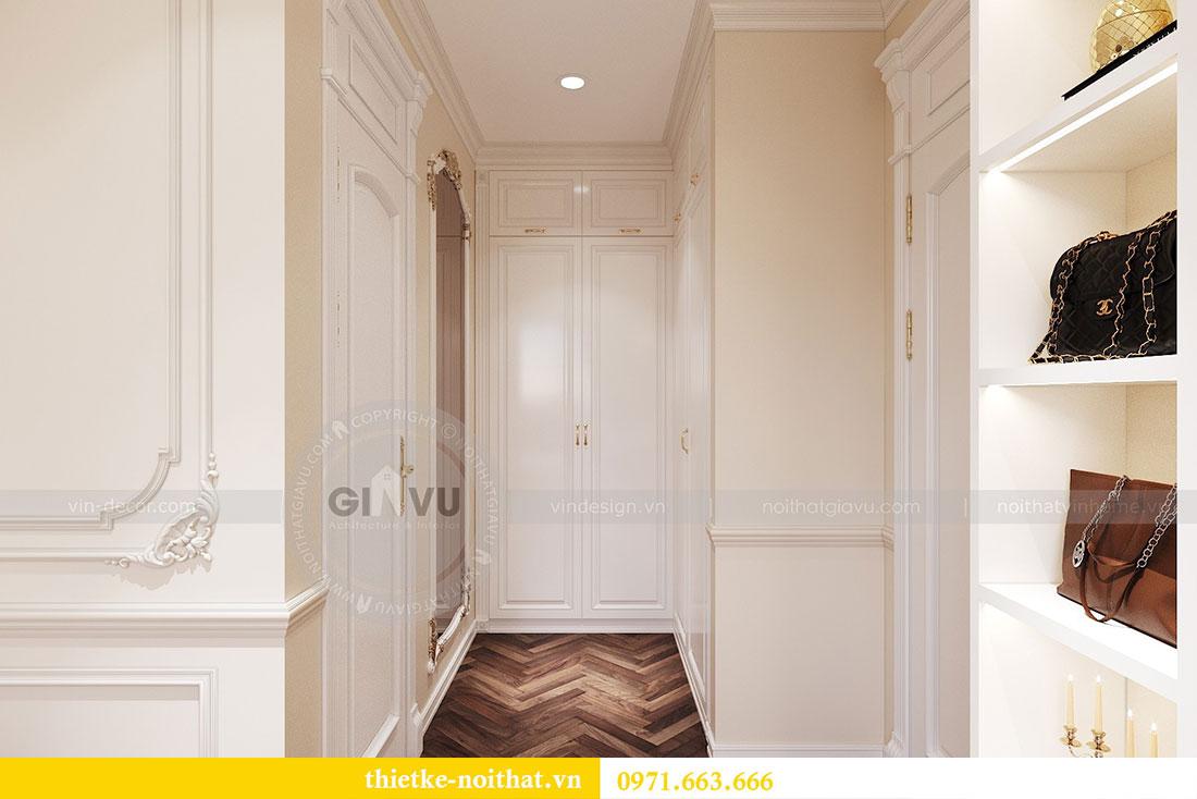 Thiết kế thi công nội thất căn hộ cao cấp Vinhomes Green Bay - chị Yến 9
