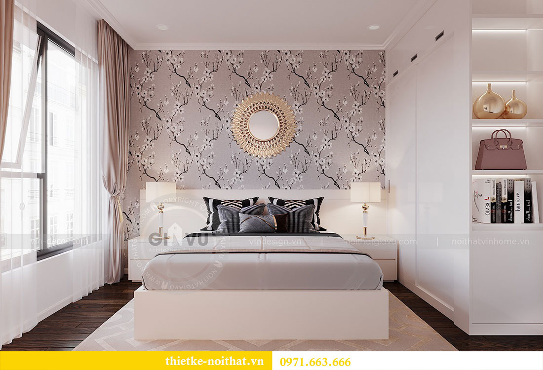 Trải nghiệm không gian nội thất căn 3 phòng ngủ rộng 81m2 9