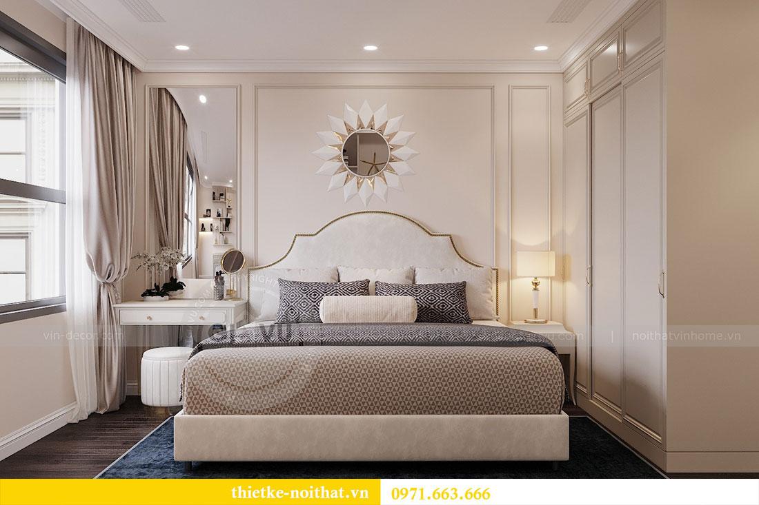Triển khai thi công nội thất căn hộ chung cư tại Vinhomes Dcapitale 5