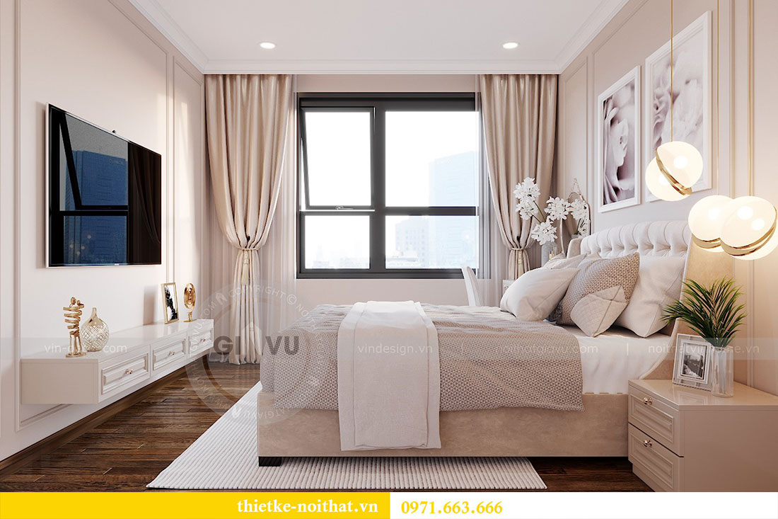 Mẫu thiết kế nội thất chung cư căn hộ 3 PN vạn người mê 12