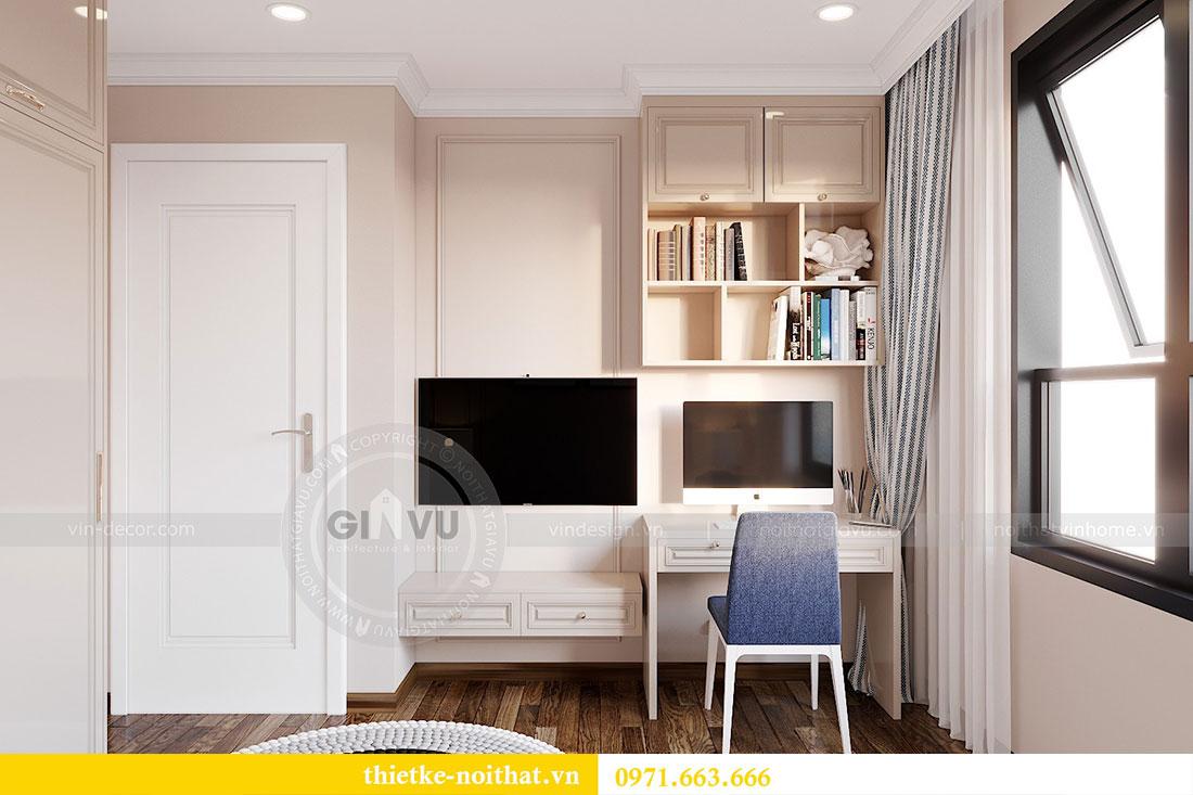 Mẫu thiết kế nội thất chung cư căn hộ 3 PN vạn người mê 14