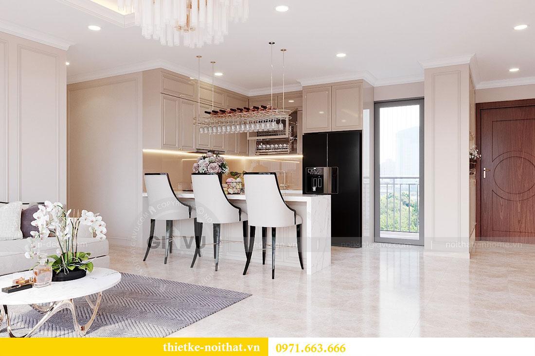 Mẫu thiết kế nội thất chung cư căn hộ 3 PN vạn người mê 2