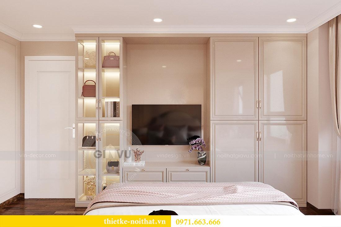 Mẫu thiết kế nội thất chung cư căn hộ 3 PN vạn người mê 9