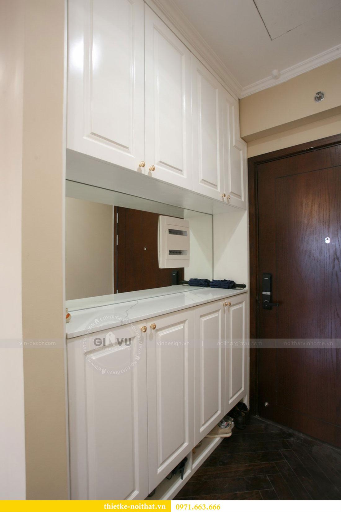 Thi công hoàn thiện nội thất trọn gói căn 06 tòa C3 - chị Mai 5