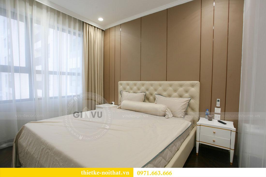 Thi công hoàn thiện nội thất trọn gói căn 06 tòa C3 - chị Mai 7
