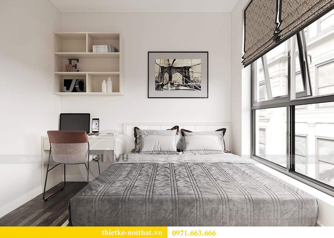 Thiết kế nội thất căn hộ 02 tòa C3 chung cư Dcapitale - chị Phương 5