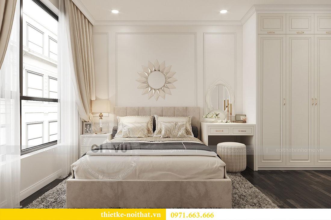 Thiết kế nội thất căn hộ 02 tòa C3 chung cư Dcapitale - chị Phương 7