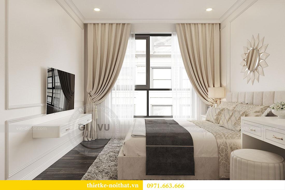 Thiết kế nội thất căn hộ 02 tòa C3 chung cư Dcapitale - chị Phương 8