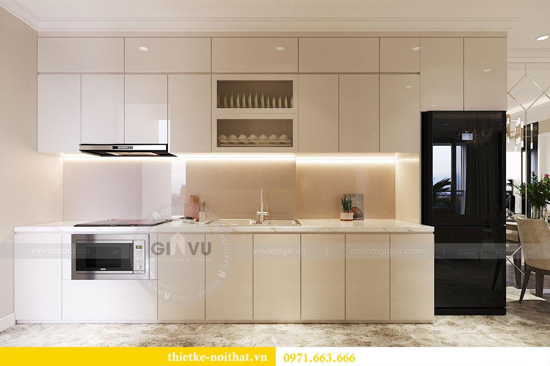 Thiết kế nội thất căn hộ 06 tòa C7 chung cư Dcapitale 2