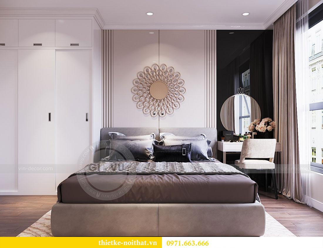 Thiết kế nội thất căn hộ 06 tòa C7 chung cư Dcapitale 5