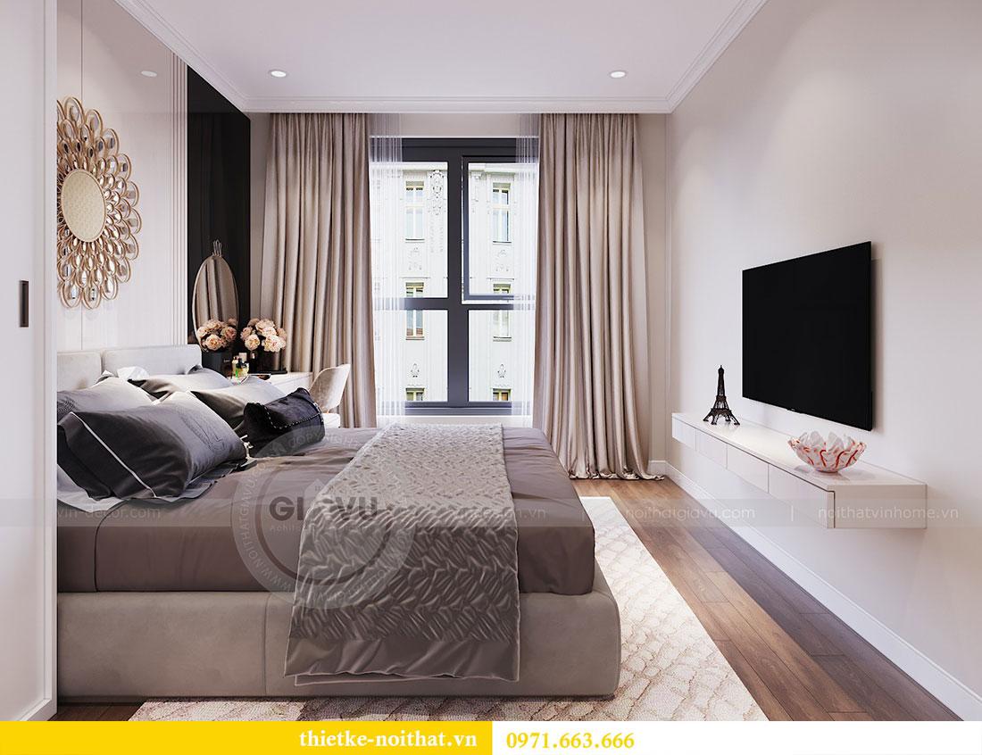 Thiết kế nội thất căn hộ 06 tòa C7 chung cư Dcapitale 6