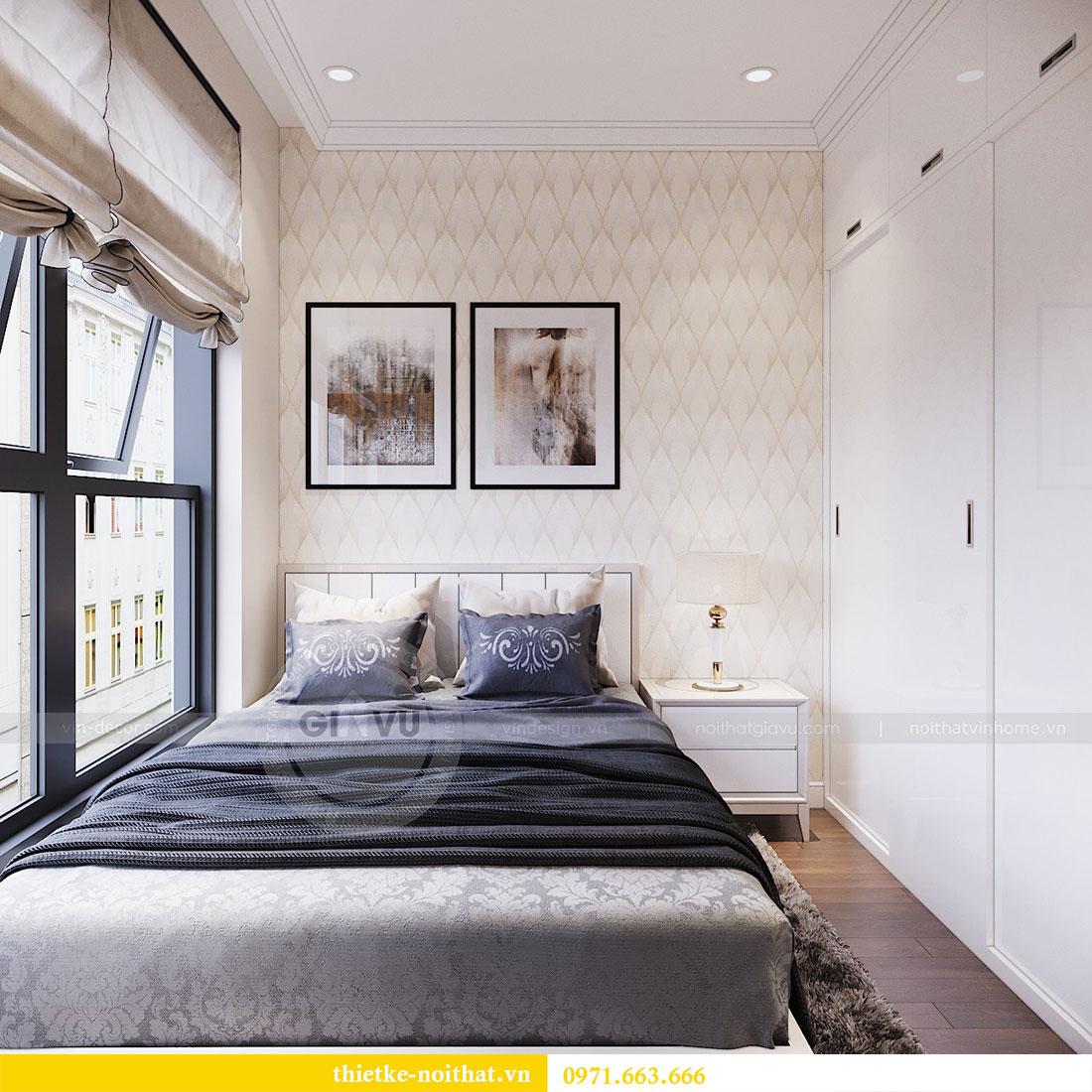 Thiết kế nội thất căn hộ 06 tòa C7 chung cư Dcapitale 7