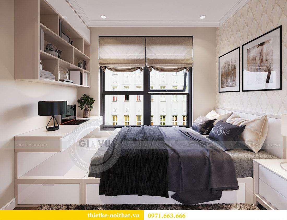 Thiết kế nội thất căn hộ 06 tòa C7 chung cư Dcapitale 8
