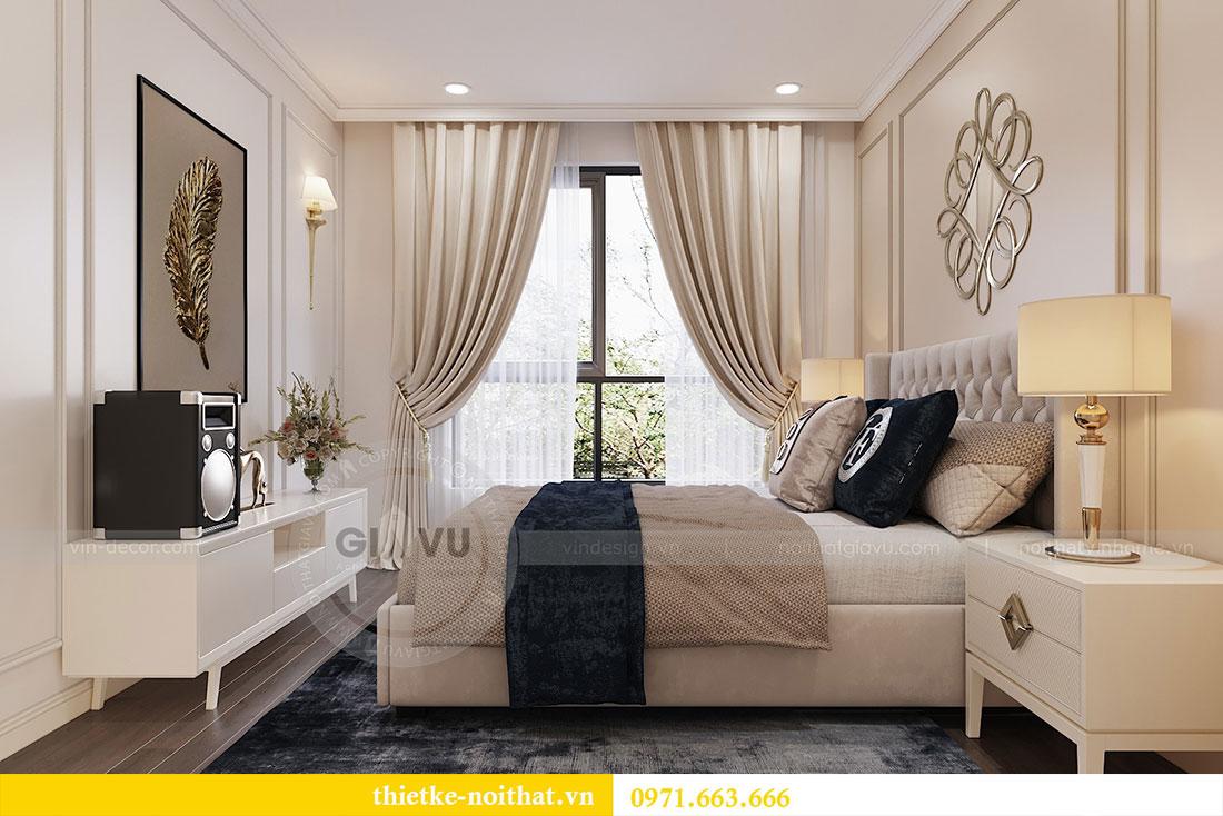 Thiết kế nội thất chung cư trọn gói căn 3 ngủ - anh Chung 10