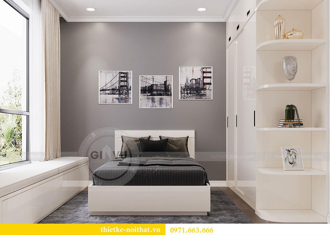 Thiết kế nội thất chung cư trọn gói căn 3 ngủ - anh Chung 4