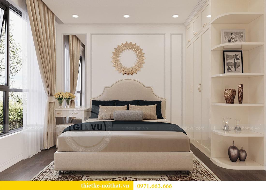 Thiết kế nội thất chung cư trọn gói căn 3 ngủ - anh Chung 6
