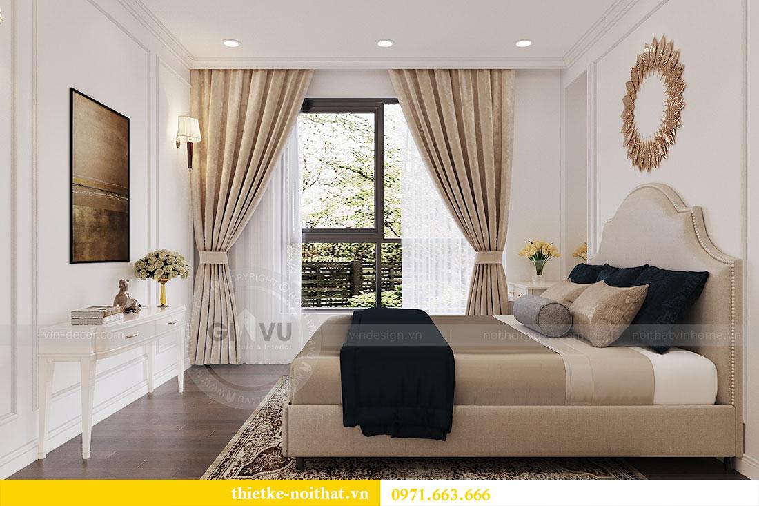 Thiết kế nội thất chung cư trọn gói căn 3 ngủ - anh Chung 7